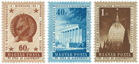 Hungary - AFA no. 1359-61 - Mint