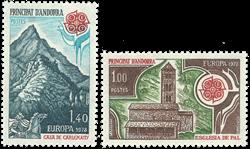 Andorre francais YT 269-70