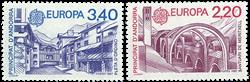 Andorre francais YT 358-59