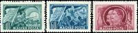 Hungary - AFA no. 1182-84 *