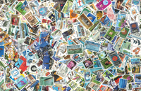 Guernsey - Stamp packet - 500 different
