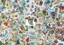 Isle of Man - Frimærkepakke - 500 forskellige