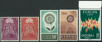 Europa-Union Collection 1956-90