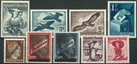 Østrig samling 1945-2001