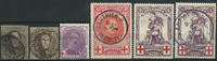 Belgium Collection 1849-1960