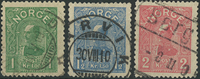 Norge 1907