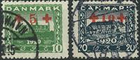 Danmark 1921