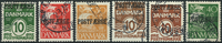 Danmark Postfærge 1922-30