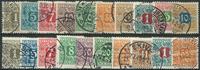 Danmark Avisporto 1907-15