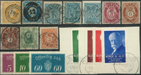 Norge Parti 1856-1936