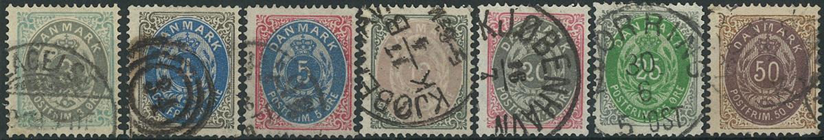 Danmark 1875