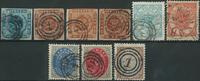 Danmark 1854-70