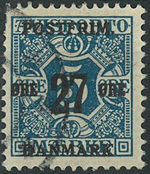 Danmark 1918
