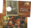 Australien - Henry Lawson - Flot møntbrev