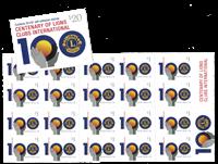 Australia - Lions Club - Mint booklet