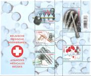 Belgien - Doorbraken - Postfrisk miniark