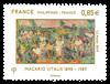 Frankrig - Fælles med Filippinerne Vitalis - Postfrisk frimærke
