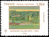 Frankrig - Fælles med Filippinerne Villon - Postfrisk frimærke