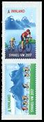 Norway - World Championship cycling - Mint set 2v