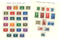 Norway - Mint collection 1909-90