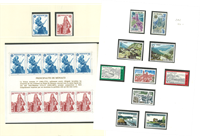 Europa Cept stamps - Collection 1977-85