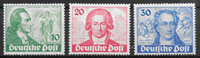 Berlin 1949 - AFA 61-63 - mint not hinged