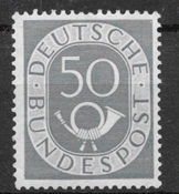 West Germany 1951 - AFA 1097 - mint hinged