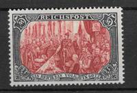 Tyske Rige 1900 - AFA 66 - ustemplet