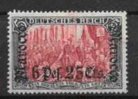 German Colonies 1906 - AFA 45 - mint hinged