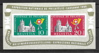 Switzerland 1955 - AFA 613 - mint not hinged