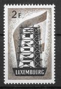 Luxemburg 1956 - AFA 551 - mint hinged