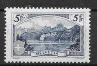 Suisse 1927 - AFA 244 - neuf avec ch.