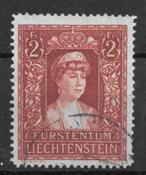 Lichtenstein 1935 - AFA 139 - obl.