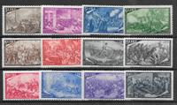Italy 1948 - AFA 673-84 - mint hinged