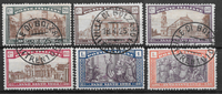 Italy 1924 - AFA 179-184 - cancelled