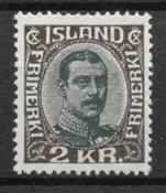 Iceland  1920 - AFA 97 - mint hinged