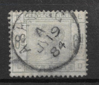 Great-Britain 1883 - AFA 79 - cancelled