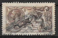 Great-Britain 1912 - AFA 142 - cancelled