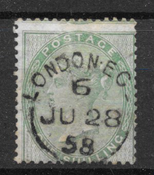 Great-Britain 1855 - AFA 15 - cancelled