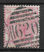 Great-Britain 1862 - AFA 18 - cancelled