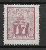 Sweden 1862 - AFA 15 - mint hinged
