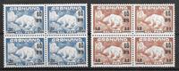 Greenland 1956 - AFA 37-38 i blok - mint not hinged
