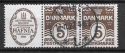 Danmark 1927 - Rekl.  AFA  1 - stemplet