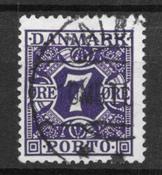 Denmark 1930 - Porto AFA 21 - cancelled