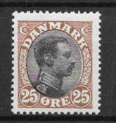 Denmark 1920 - AFA 101 - mint not hinged