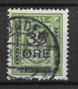 Denmark 1912 - AFA 62 - cancelled