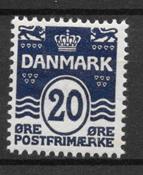 Denmark 1912 - AFA 66a - mint not hinged