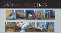 Great Britain - Landmark Buildings - Presentation pack