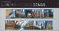 England - Legendariske bygningsværker - Souvenirmappe