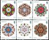 Jersey - Kaleidoskoper - Postfrisk sæt 6v